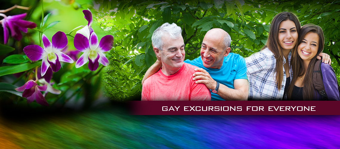 Gay Excursions for Everyone